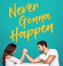 Never Gonna Happen by Cynthia Eden