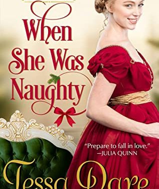 When She Was Naughty by Tessa Dare