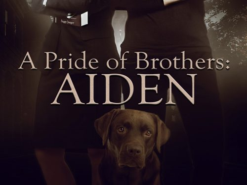 Cover Reveal: A Pride of Brothers: Aiden by Peggy Jaeger